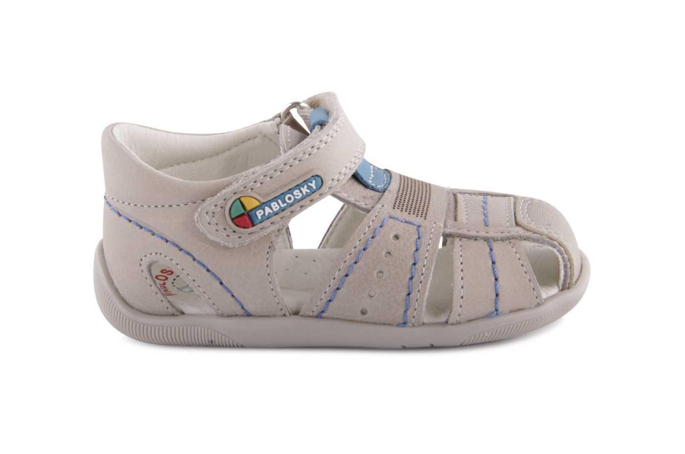 77c9b9b20 Comprar zapato tipo PREANDANTE NIÑO estilo SANDALIA COLOR BEIGE PIEL ...