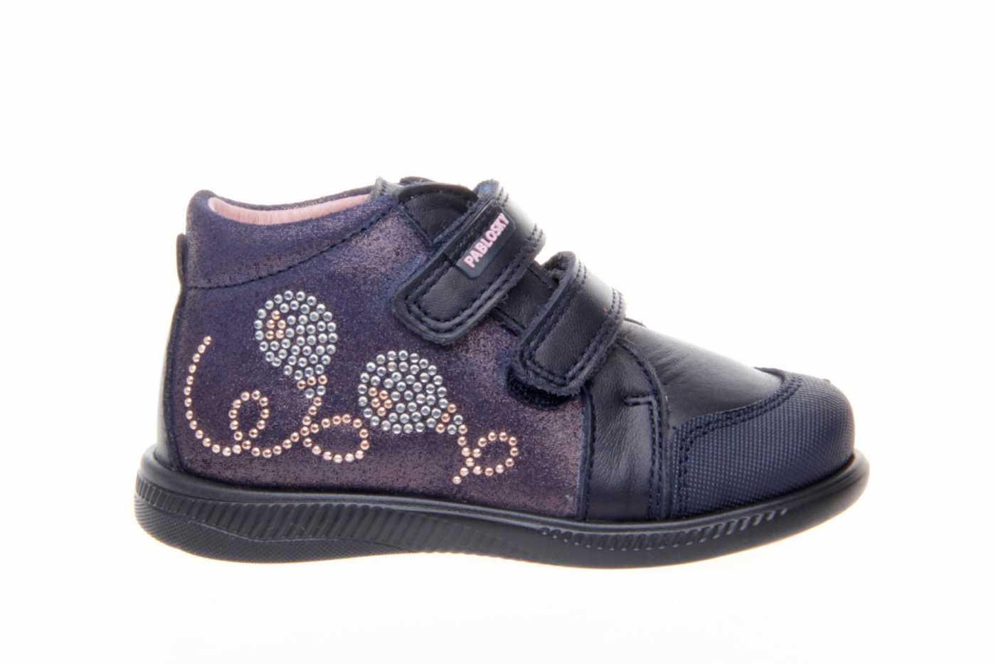 8bdd1f33 Comprar zapato tipo JOVEN NIÑA estilo BOTAS COLOR AZUL MARINO PIEL ...