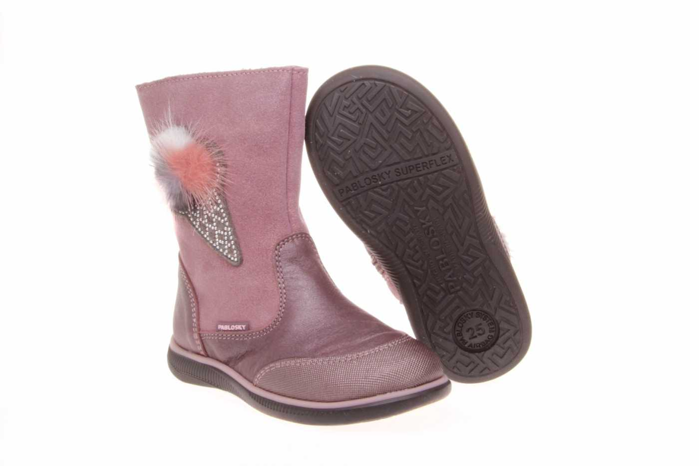 64a372b14 Comprar zapato tipo JOVEN NIÑA estilo BOTINES-BOTA ALTA COLOR ROSA ...
