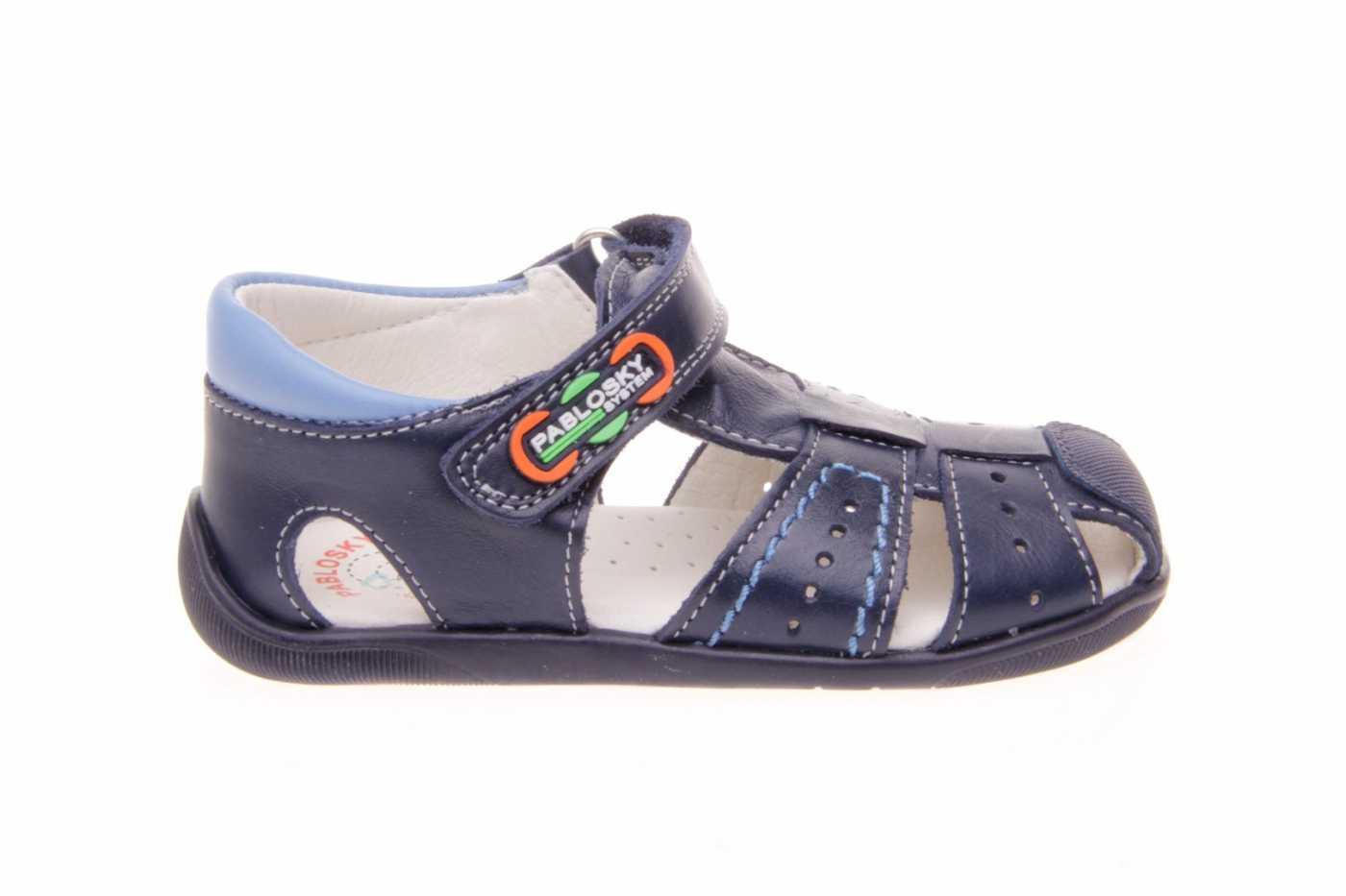 a2abadcdbe Comprar zapato tipo PREANDANTE NIÑO estilo SANDALIA COLOR AZUL ...