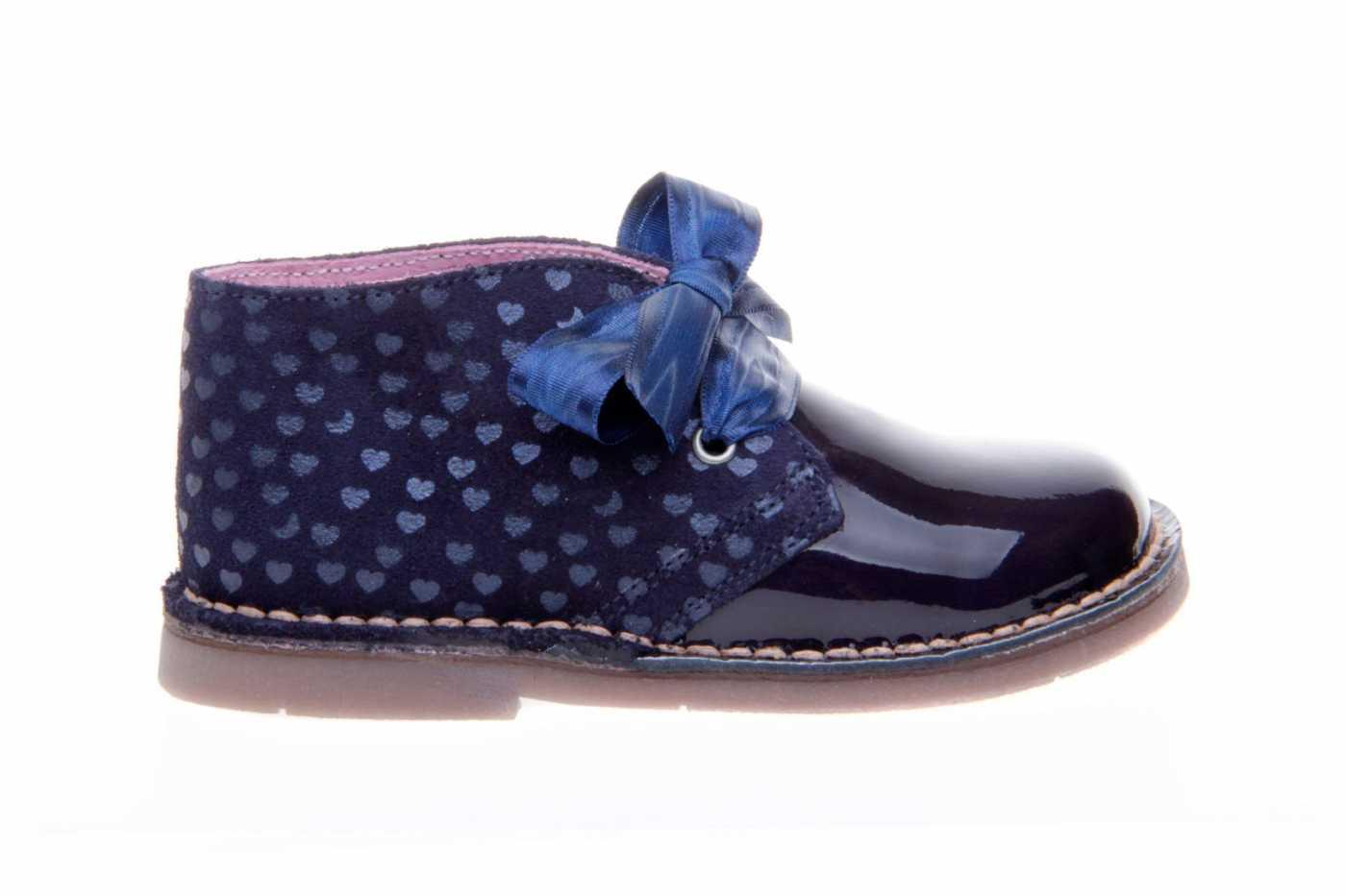 c160b37f397 Comprar zapato tipo JOVEN NIÑA estilo BOTAS COLOR AZUL CHAROL