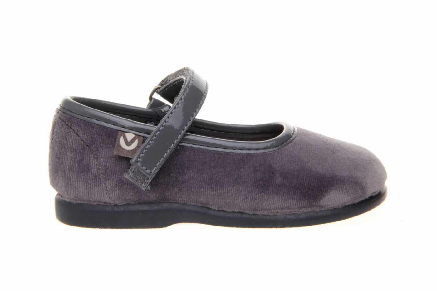 f061d21188ee2 Comprar zapato tipo PREANDANTE NIÑA estilo MERCEDES COLOR GRIS ...