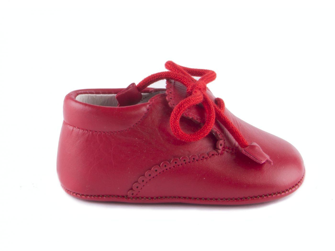 e334f07aaff Comprar zapato tipo BEBE NIÑO estilo BOTAS COLOR ROJO PIEL | BOTITAS ...