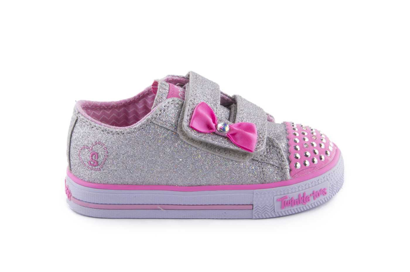 zapatos de niña skechers
