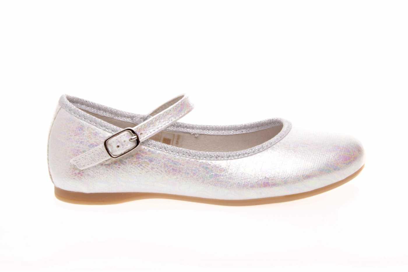 63bc3452 Comprar zapato tipo JOVEN NIÑA estilo MERCEDES COLOR PLATA CHAROL ...