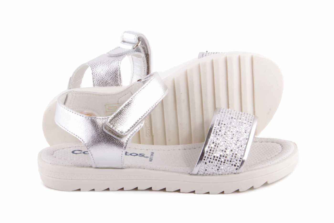 Comprar Color Sandalia Niña Plata Zapato Joven Tipo Estilo qULjpSzMVG
