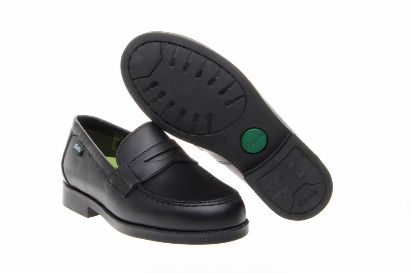 bc275fdafa7 Comprar zapato tipo JOVEN NIÑO estilo MOCASIN COLOR NEGRO PIEL ...