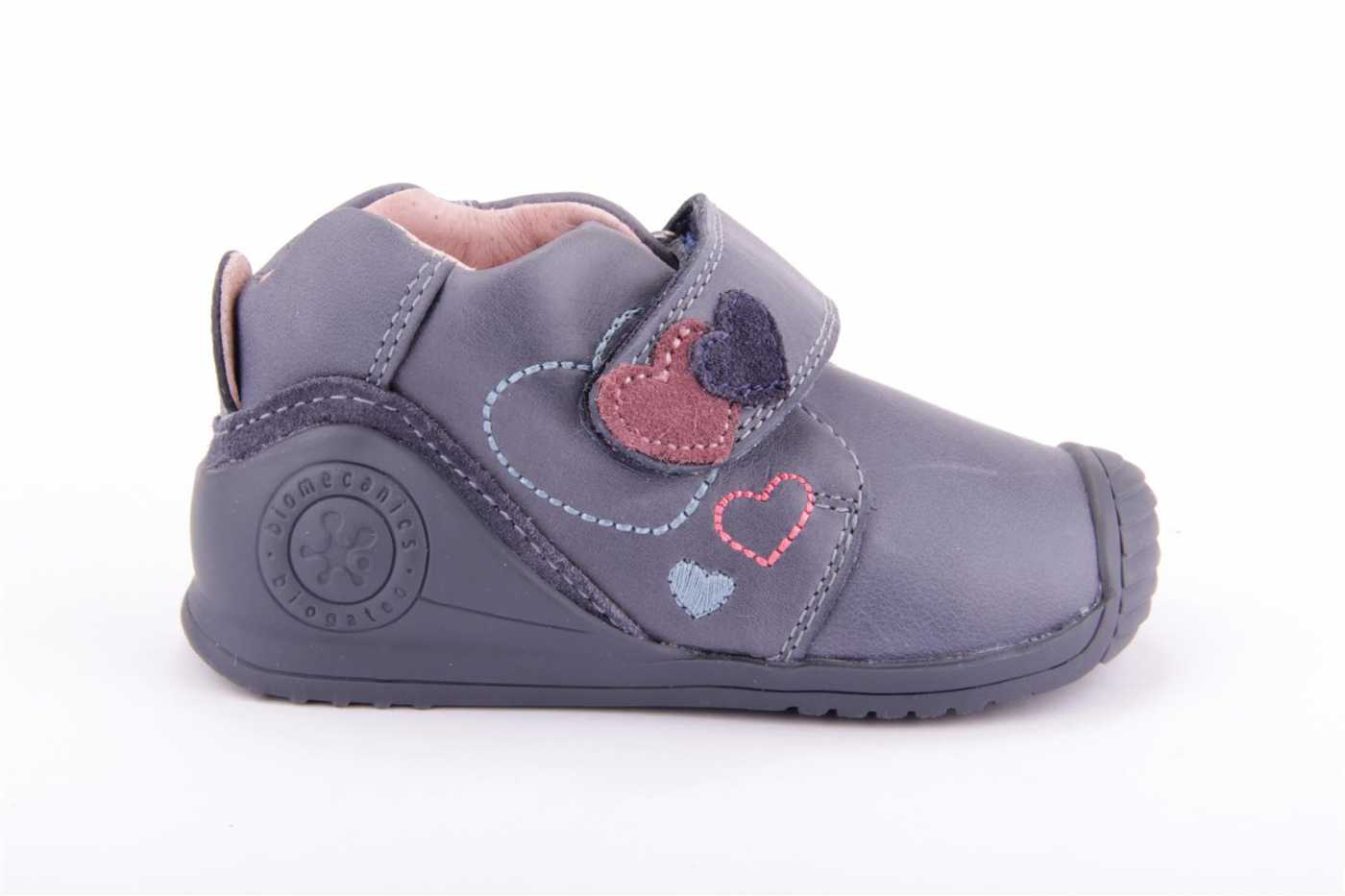 76150cc4a Comprar zapato tipo PREANDANTE NIÑA estilo BOTAS COLOR AZUL PIEL ...