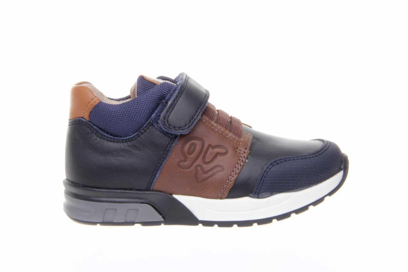7a36195f0f5 Comprar zapato tipo JOVEN NIÑO estilo BOTAS COLOR AZUL PIEL ...