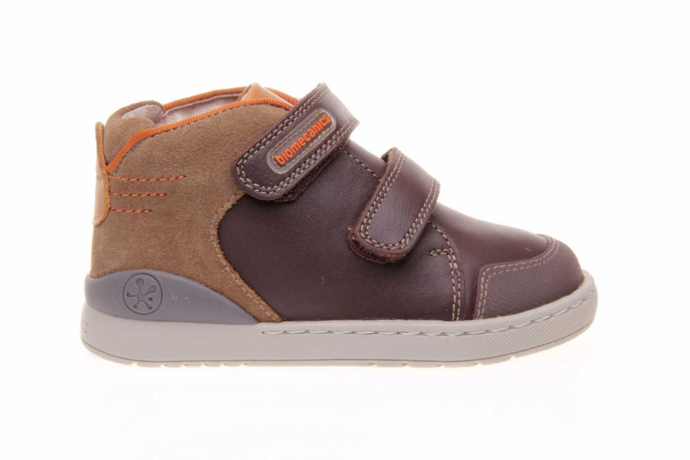 Edredón escucho música pómulo  Comprar zapato BIOMECANICS para JOVEN NIÑO estilo BOTAS color CAMEL PIEL