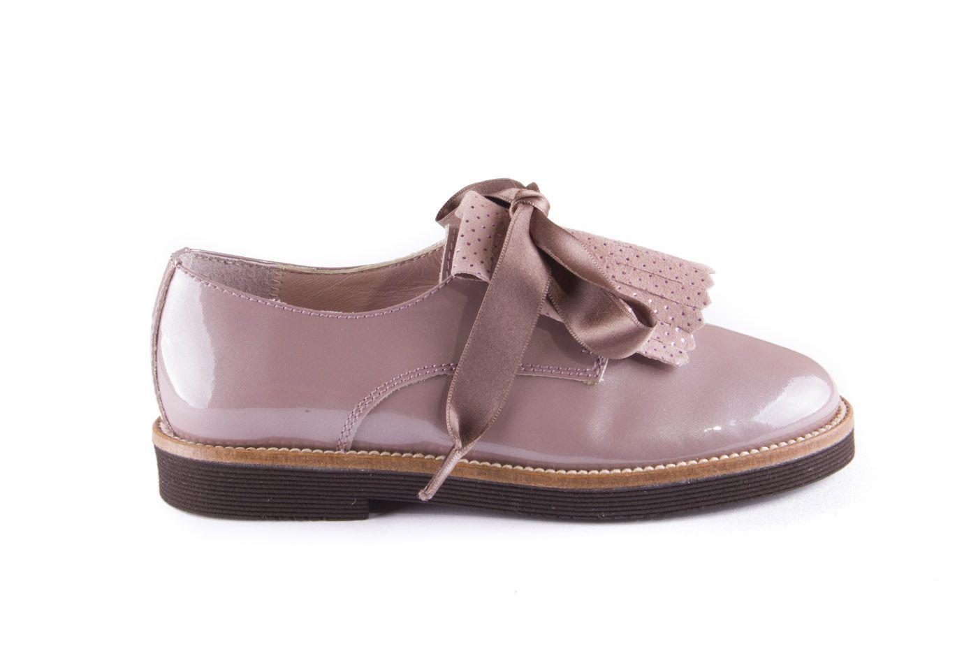 d9e0a5f75 Comprar zapato tipo JOVEN NIÑA estilo BLUCHER COLOR ROSA CHAROL ...