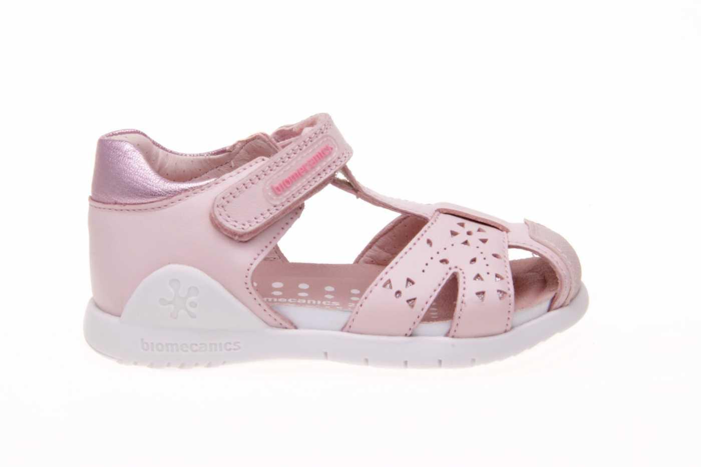 Napier Aplastar dañar  Comprar zapato BIOMECANICS para JOVEN NIÑA estilo SANDALIA color EMPOLVADO  PIEL