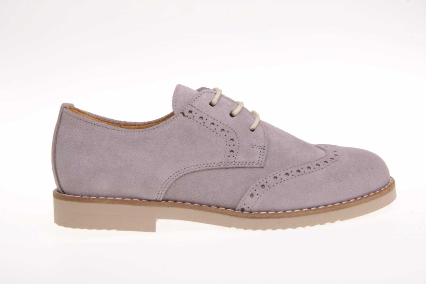 252d975ade4 Comprar zapato tipo JOVEN NIÑO estilo BLUCHER COLOR GRIS ANTE ...