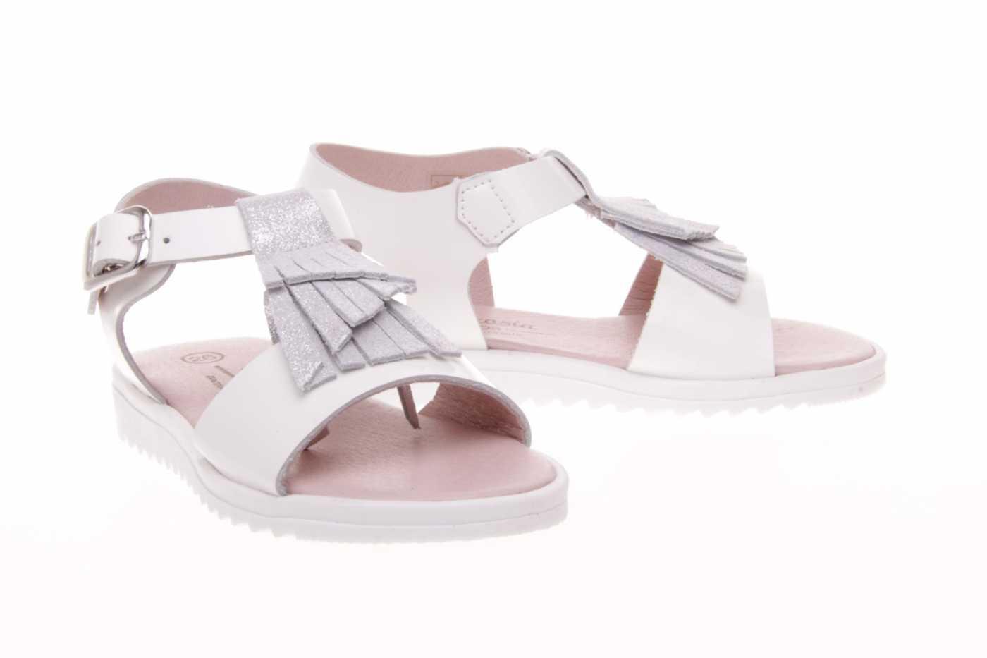 Comprar Sandalia Tipo Zapato Niña Color Joven Blanco V8m0wnn Estilo 80wOPkNZnX