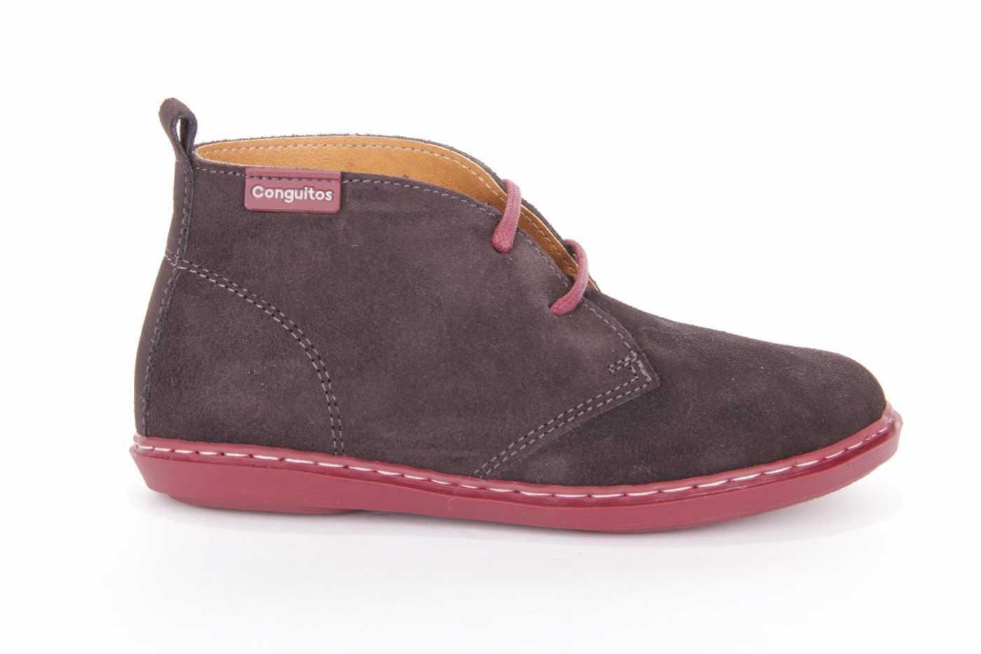23d639491b8 Comprar zapato tipo JOVEN NIÑO estilo BOTAS COLOR GRIS SERRAJE ...
