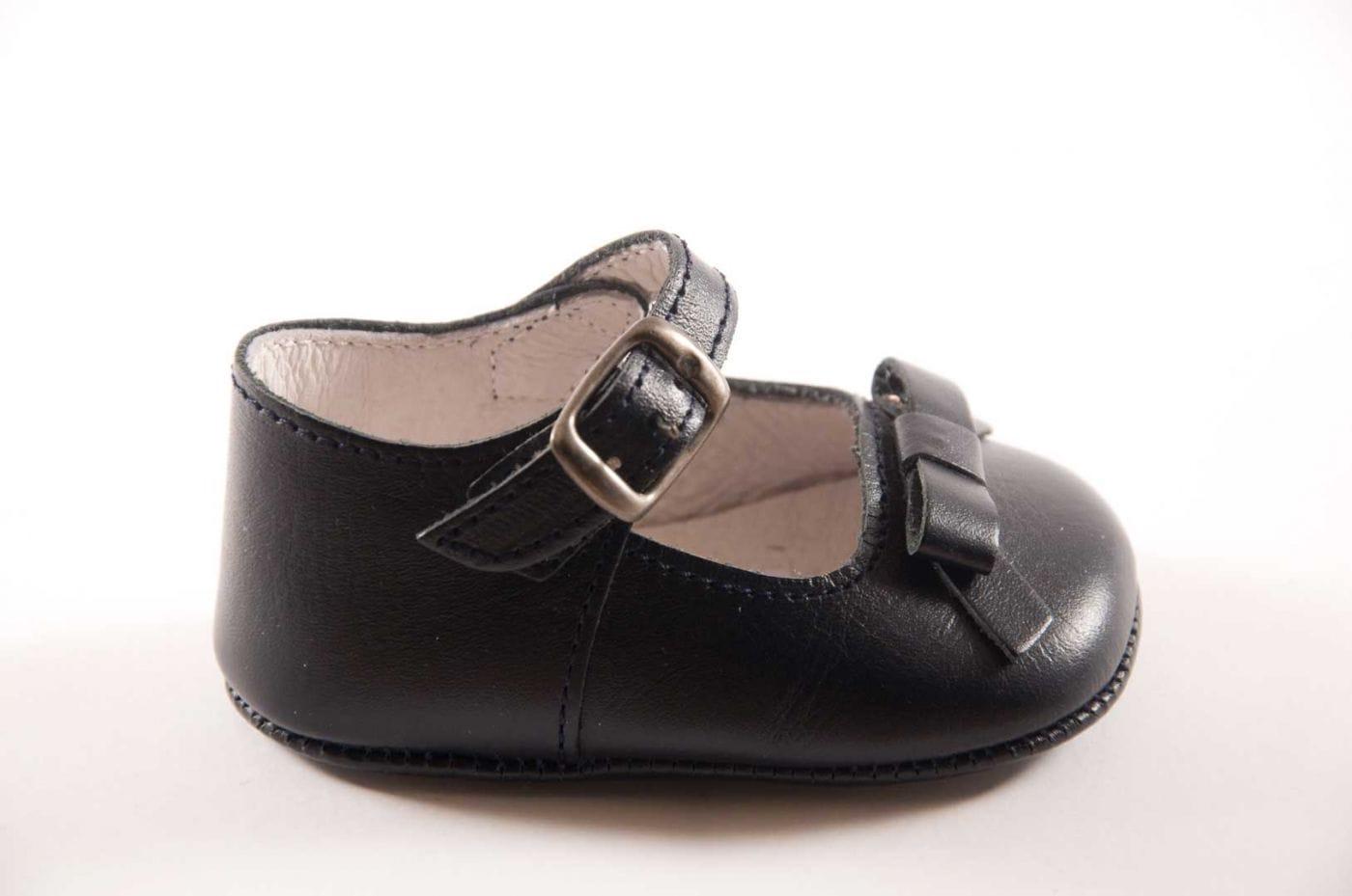 aa794aac6 Comprar zapato tipo BEBE NIÑA estilo MERCEDES COLOR AZUL MARINO PIEL ...