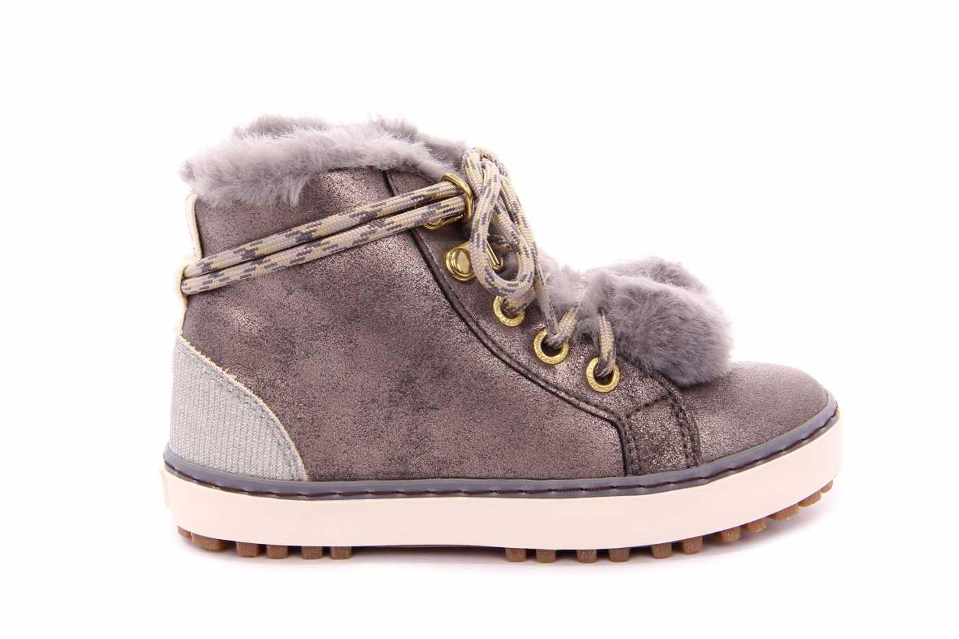 5ddeb4a61 Comprar zapato tipo JOVEN NIÑA estilo BOTAS COLOR PLATA METALIZADO ...