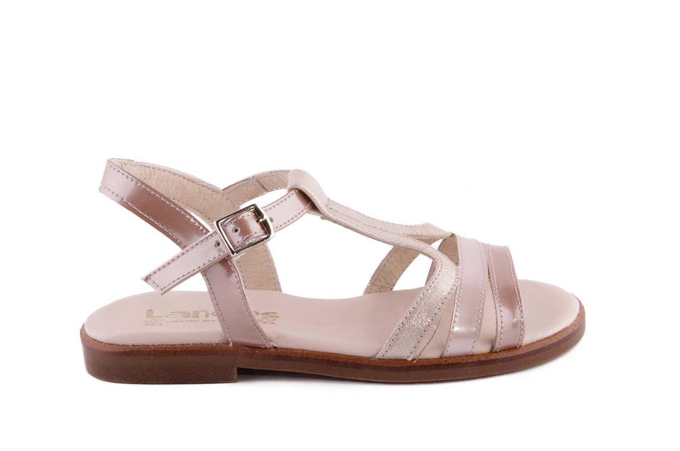 bfe3049b3 Comprar zapato tipo JOVEN NIÑA estilo SANDALIA COLOR ROSA CHAROL ...