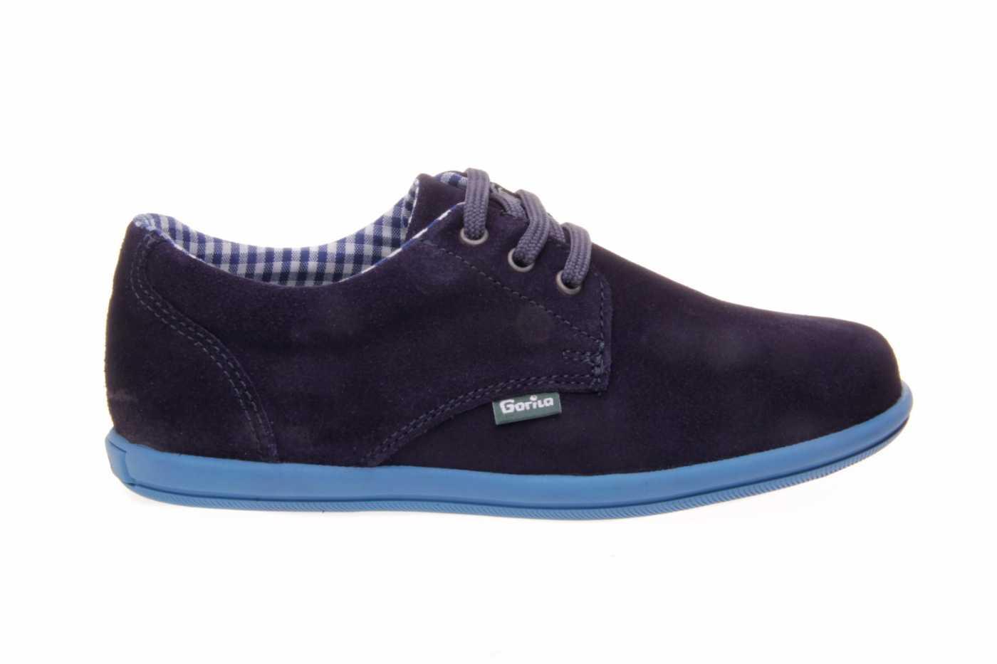 91cf41095 Comprar zapato tipo JOVEN NIÑO estilo BLUCHER COLOR AZUL SERRAJE ...