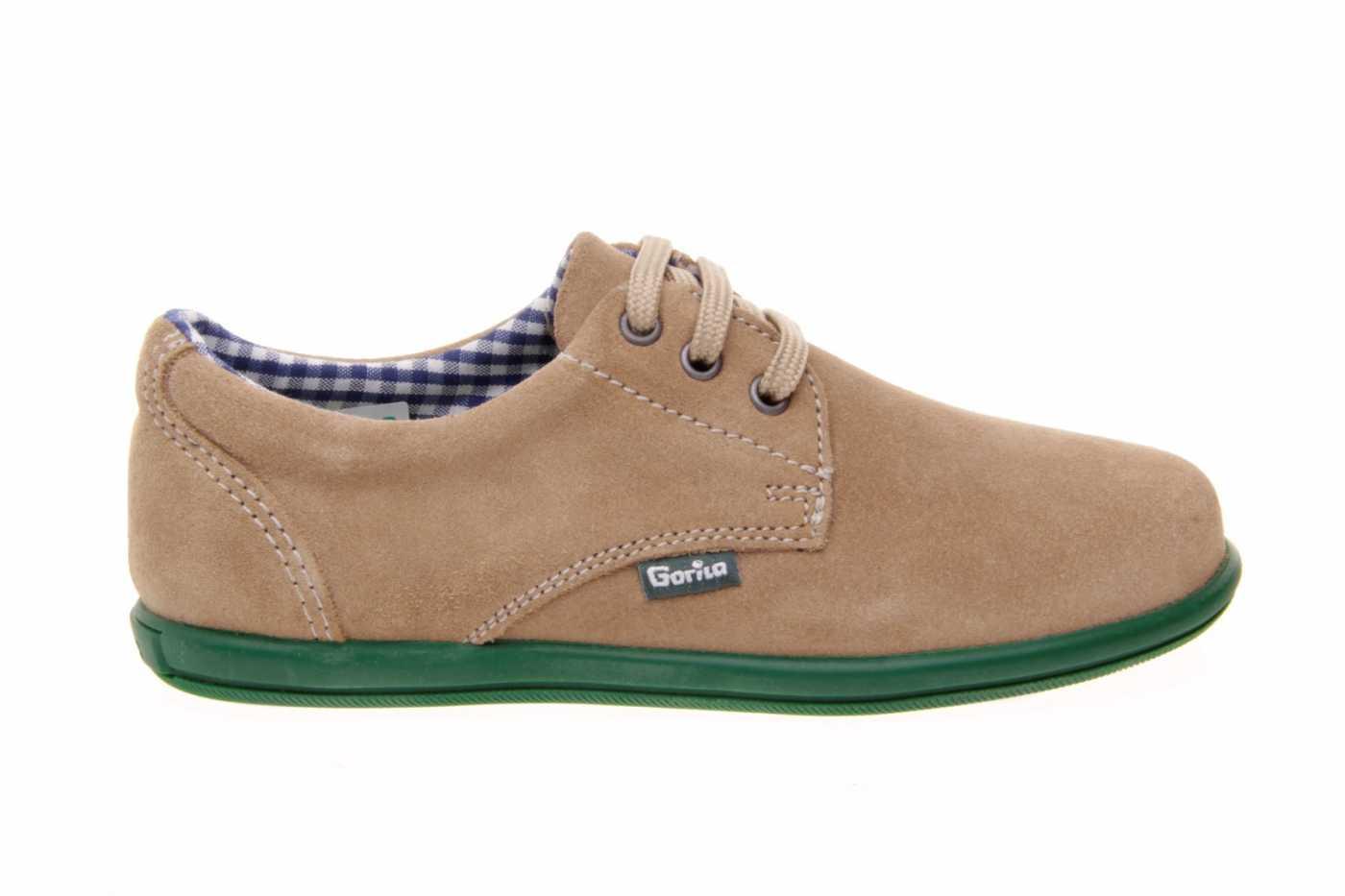 0a4f49c5e Comprar zapato tipo JOVEN NIÑO estilo BLUCHER COLOR CAMEL SERRAJE ...