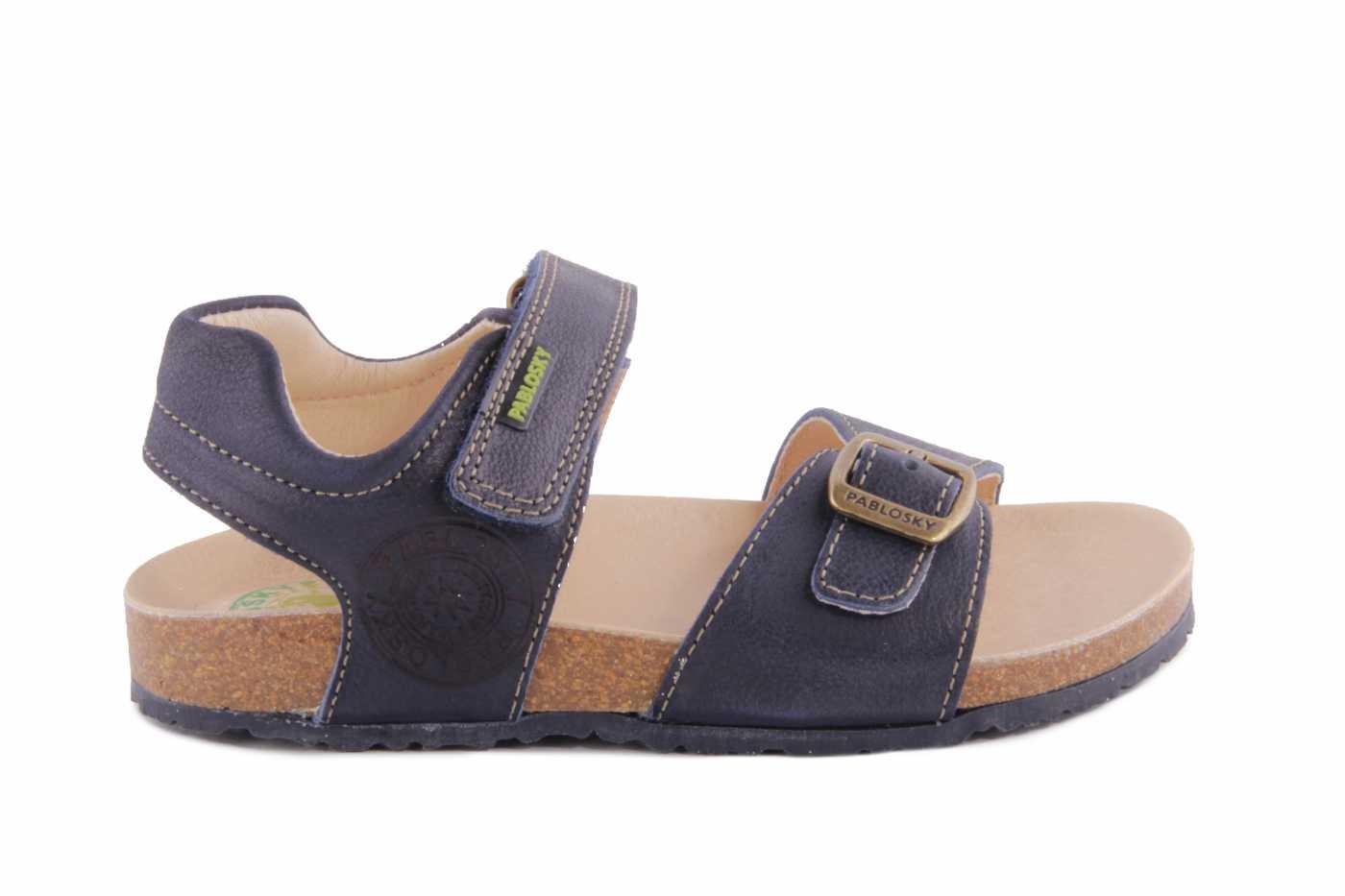 3d34a44a5b3 Comprar zapato tipo JOVEN NIÑO estilo SANDALIA COLOR AZUL MARINO ...