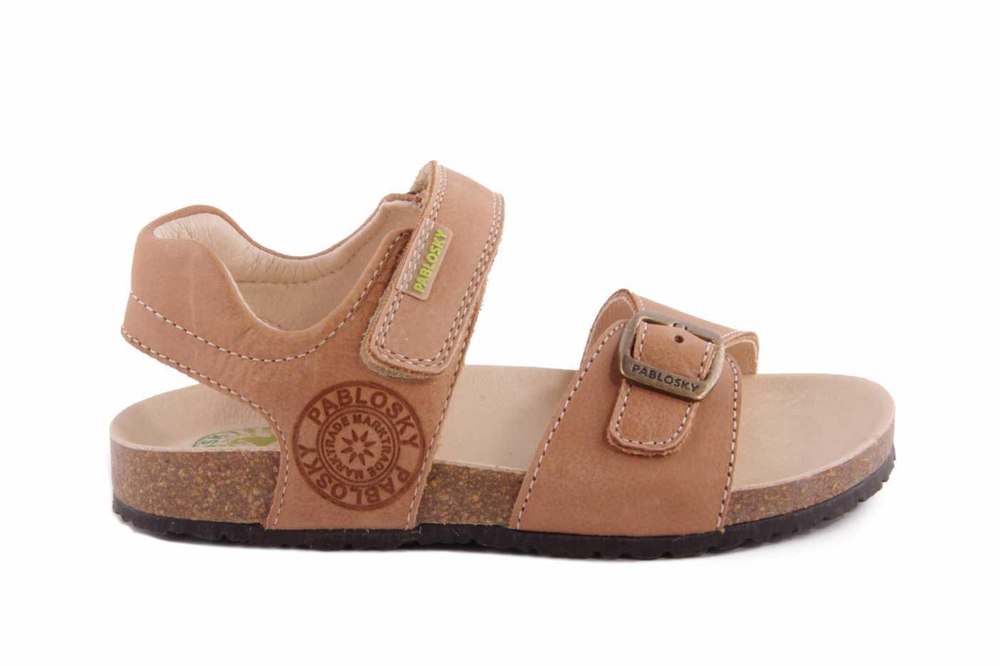 cc077062b Comprar zapato tipo JOVEN NIÑO estilo SANDALIA COLOR CAMEL PIEL ...