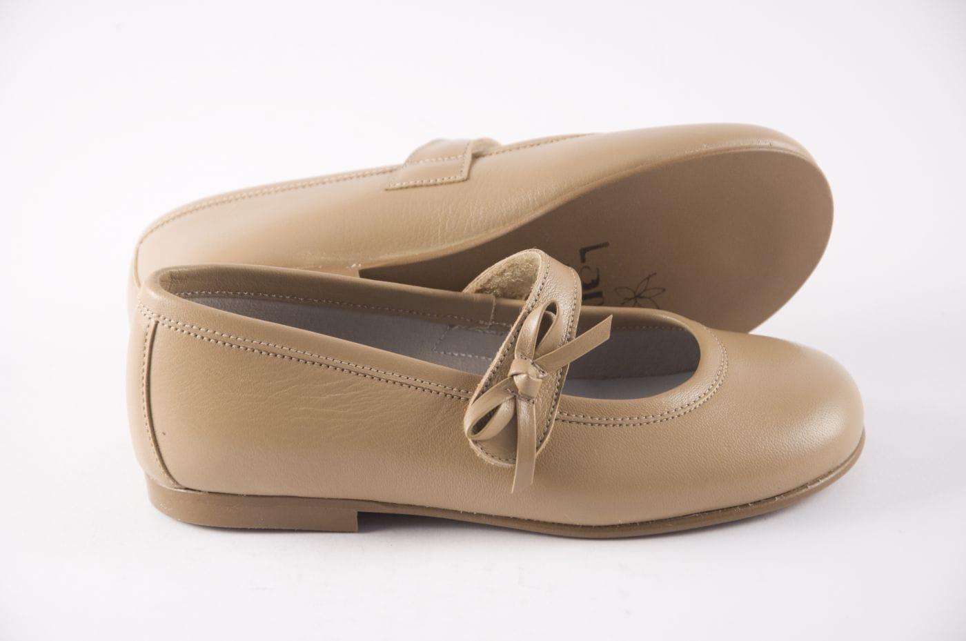7f8fbf5bd Comprar zapato tipo JOVEN NIÑA estilo MERCEDES COLOR CAMEL PIEL ...