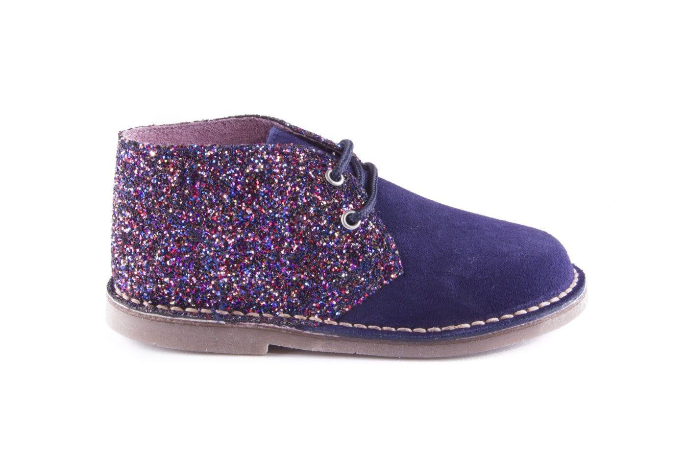 fc566a6a255 Comprar zapato tipo JOVEN NIÑA estilo BOTAS COLOR AZUL GLITTER ...