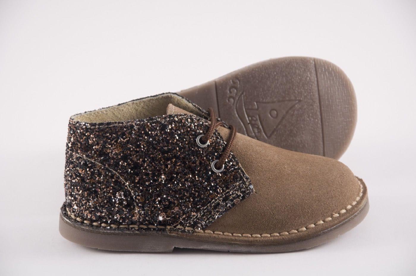 1a213f8f7 Comprar zapato tipo JOVEN NIÑA estilo BOTAS COLOR CAMEL GLITTER ...