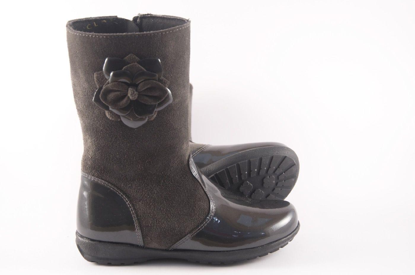 c4a155da0 Comprar Botines Niña Tipo Bota Color Gris Zapato Joven Estilo Alta awqrx4aX