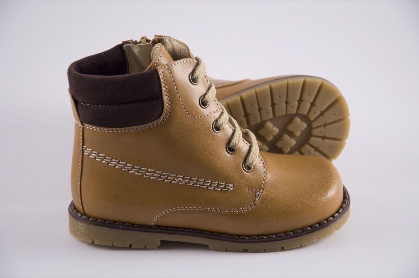 740047cb Comprar zapato tipo JOVEN NIÑO estilo BOTAS COLOR CUERO PIEL | BOTÍN ...