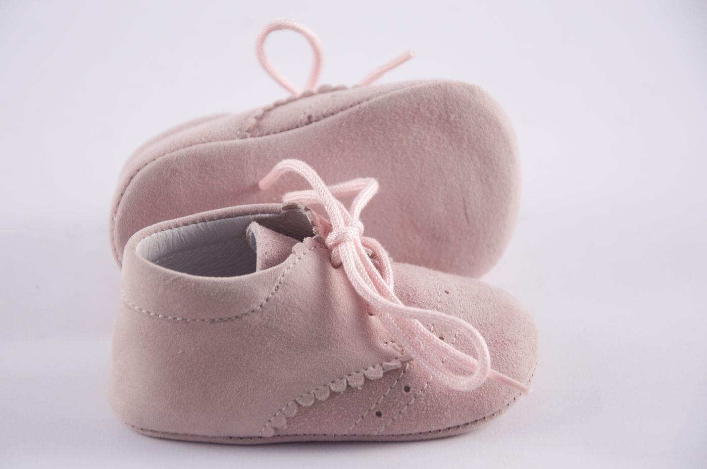 2e9f93b0d Comprar zapato tipo BEBE NIÑA estilo BOTAS COLOR ROSA ANTE