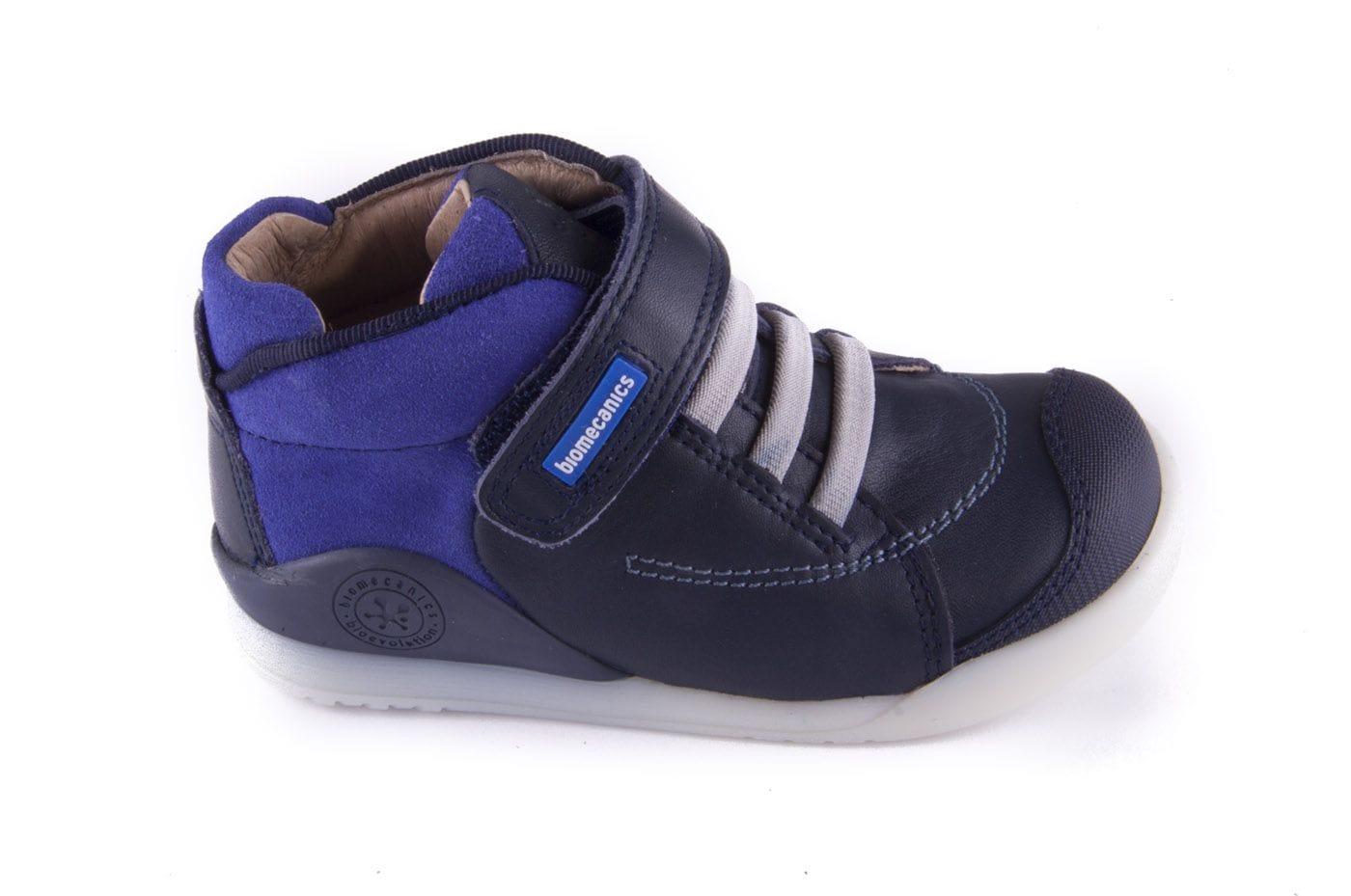 8f349ac2898 Comprar zapato tipo JOVEN NIÑO estilo BOTAS COLOR AZUL PIEL