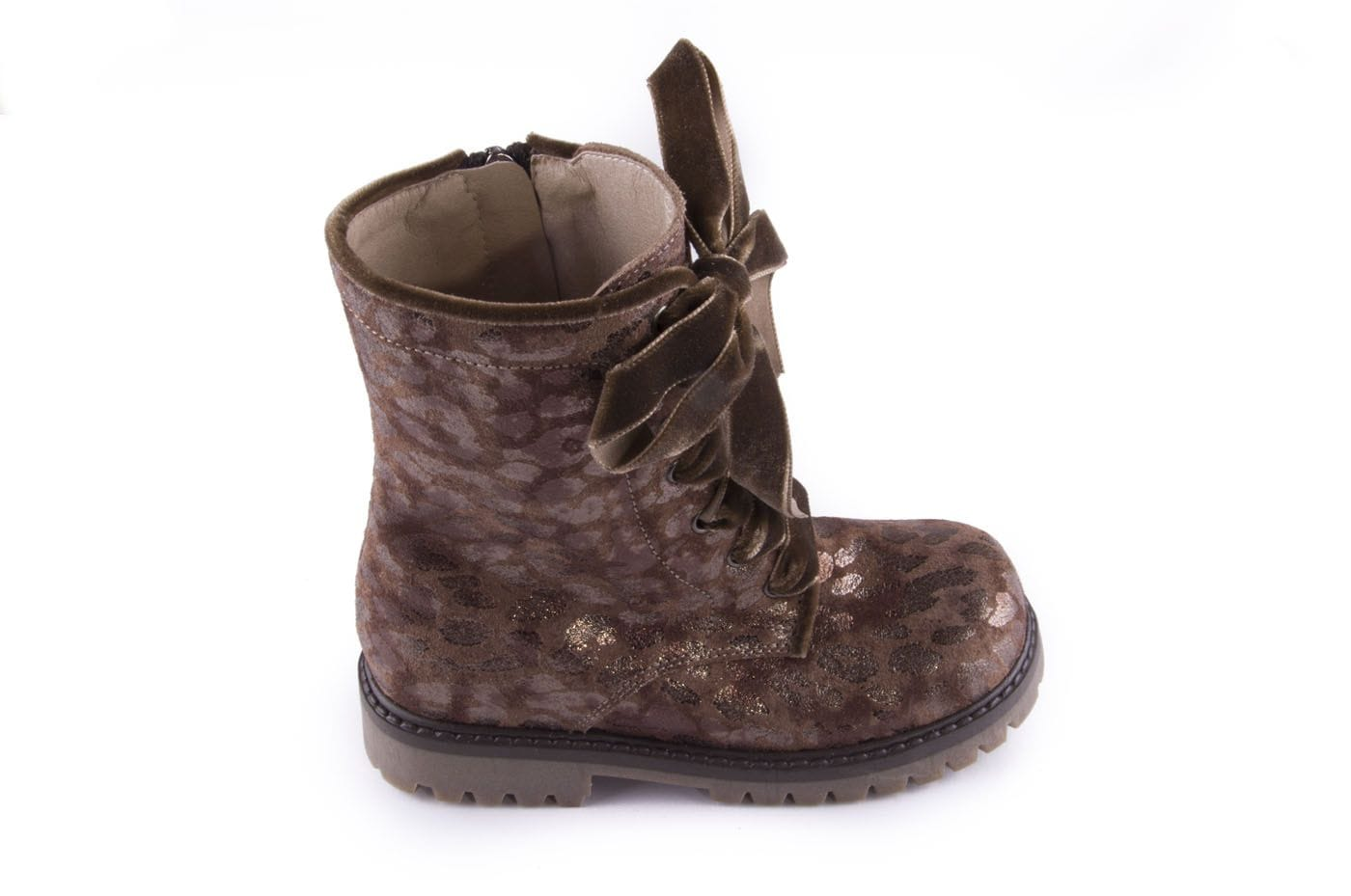a38b8a69a Comprar zapato tipo JOVEN NIÑA estilo BOTINES-BOTA ALTA COLOR MARRON ...