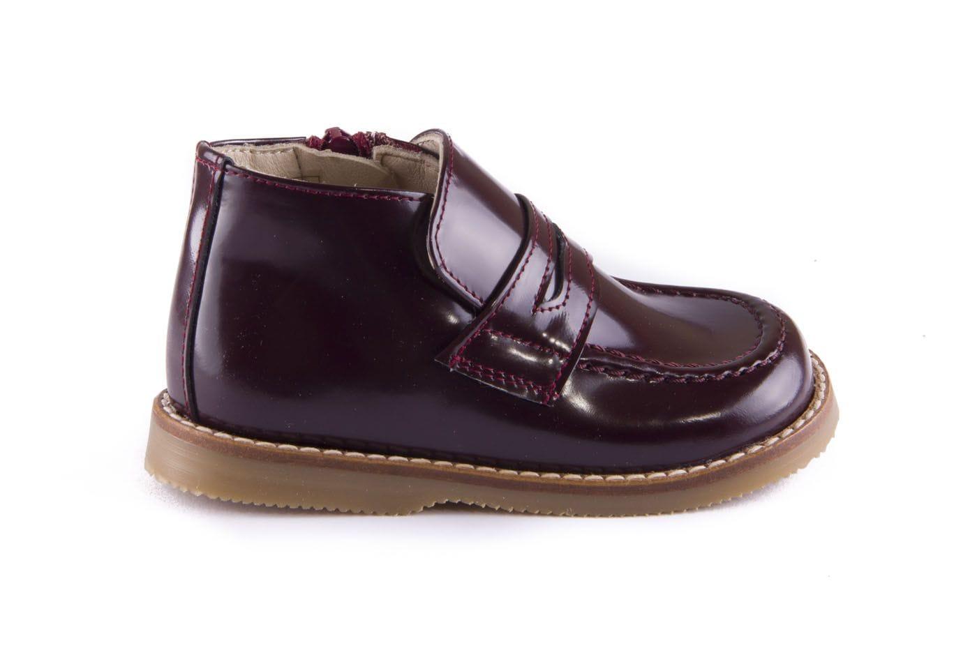 c496bb08 Comprar zapato tipo JOVEN NIÑO estilo BOTAS COLOR MARRON FLORENTIN ...