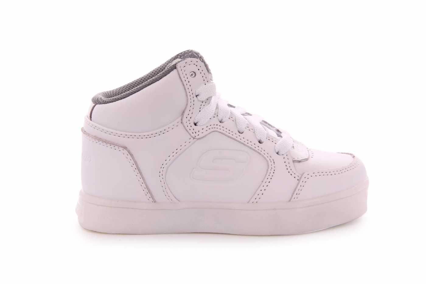 b8cb82fe4 Comprar zapato tipo JOVEN NIÑO estilo BOTAS COLOR BLANCO PIEL | BOTA ...