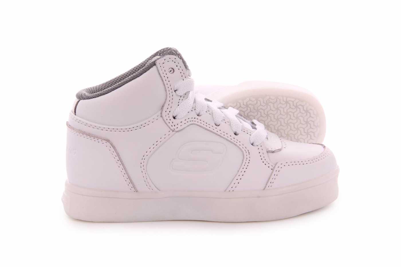 fe3483f98 Comprar zapato tipo JOVEN NIÑO estilo BOTAS COLOR BLANCO PIEL | BOTA ...