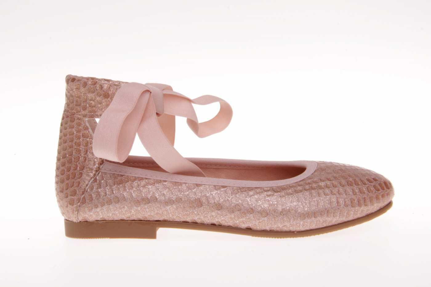 2379d2b8 Comprar zapato tipo JOVEN NIÑA estilo MERCEDES COLOR ROSA METALIZADO ...