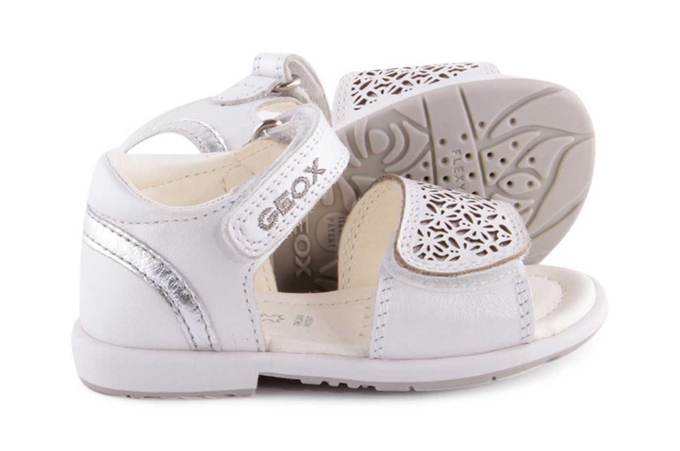 5c88be18 Comprar zapato tipo JOVEN NIÑA estilo SANDALIA COLOR BLANCO PIEL ...