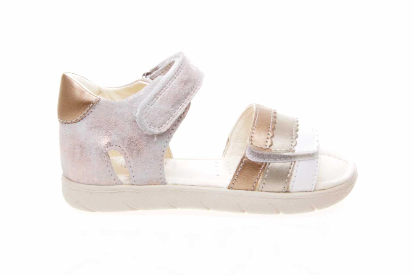 Color Estilo Piel Preandante Sandalia Tipo Zapato Niña Beige Comprar 29IWDHE