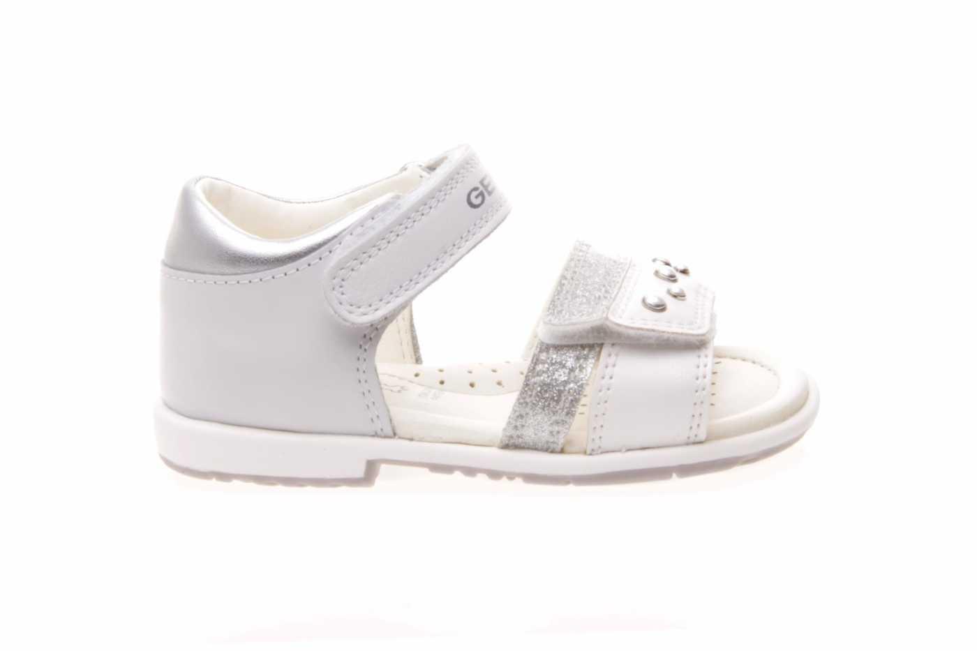 4342dc0f Comprar zapato tipo PREANDANTE NIÑA estilo SANDALIA COLOR BLANCO ...