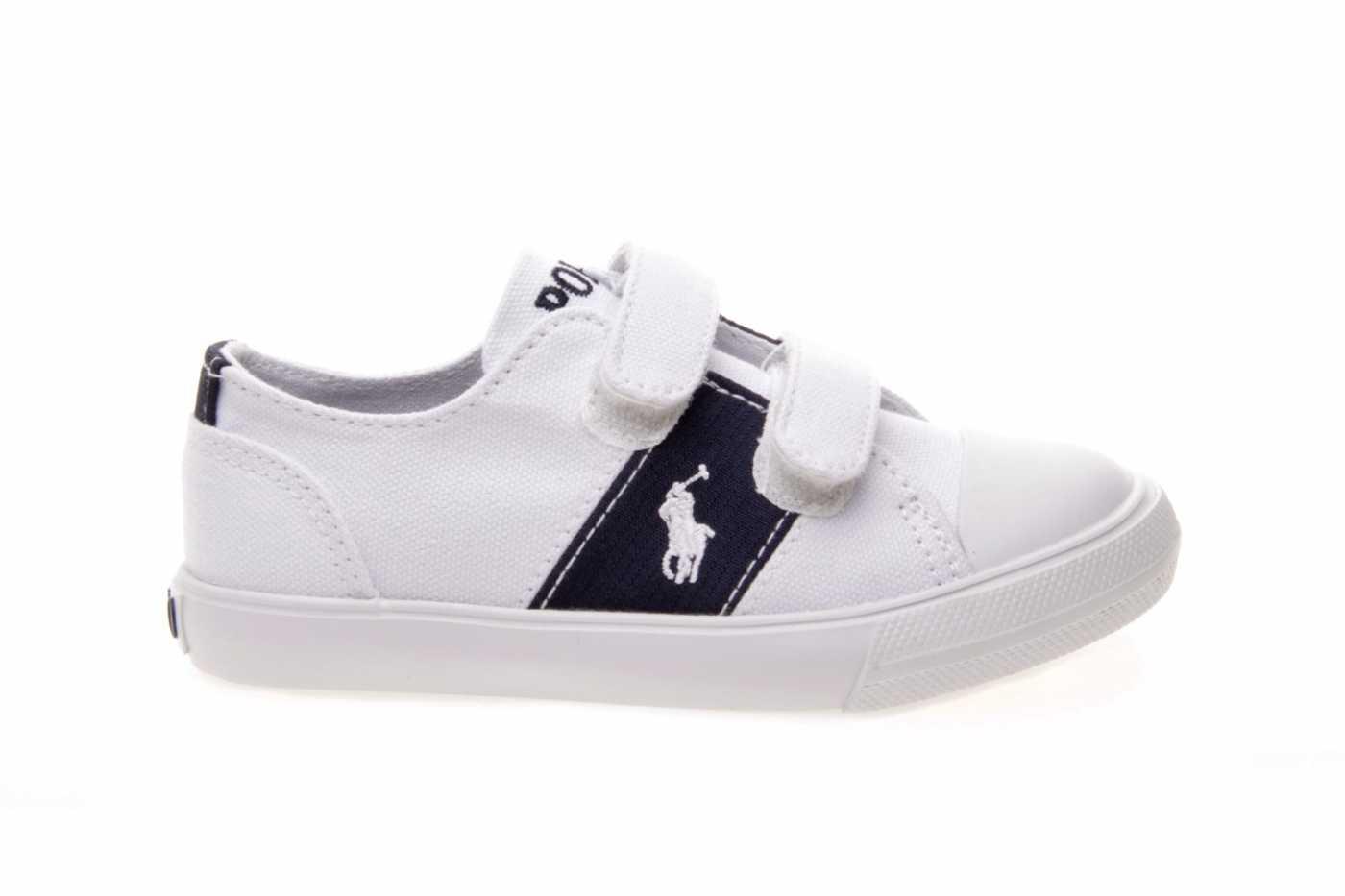 5ae680134 Comprar zapato tipo JOVEN NIÑO estilo BLUCHER COLOR BLANCO LONA ...