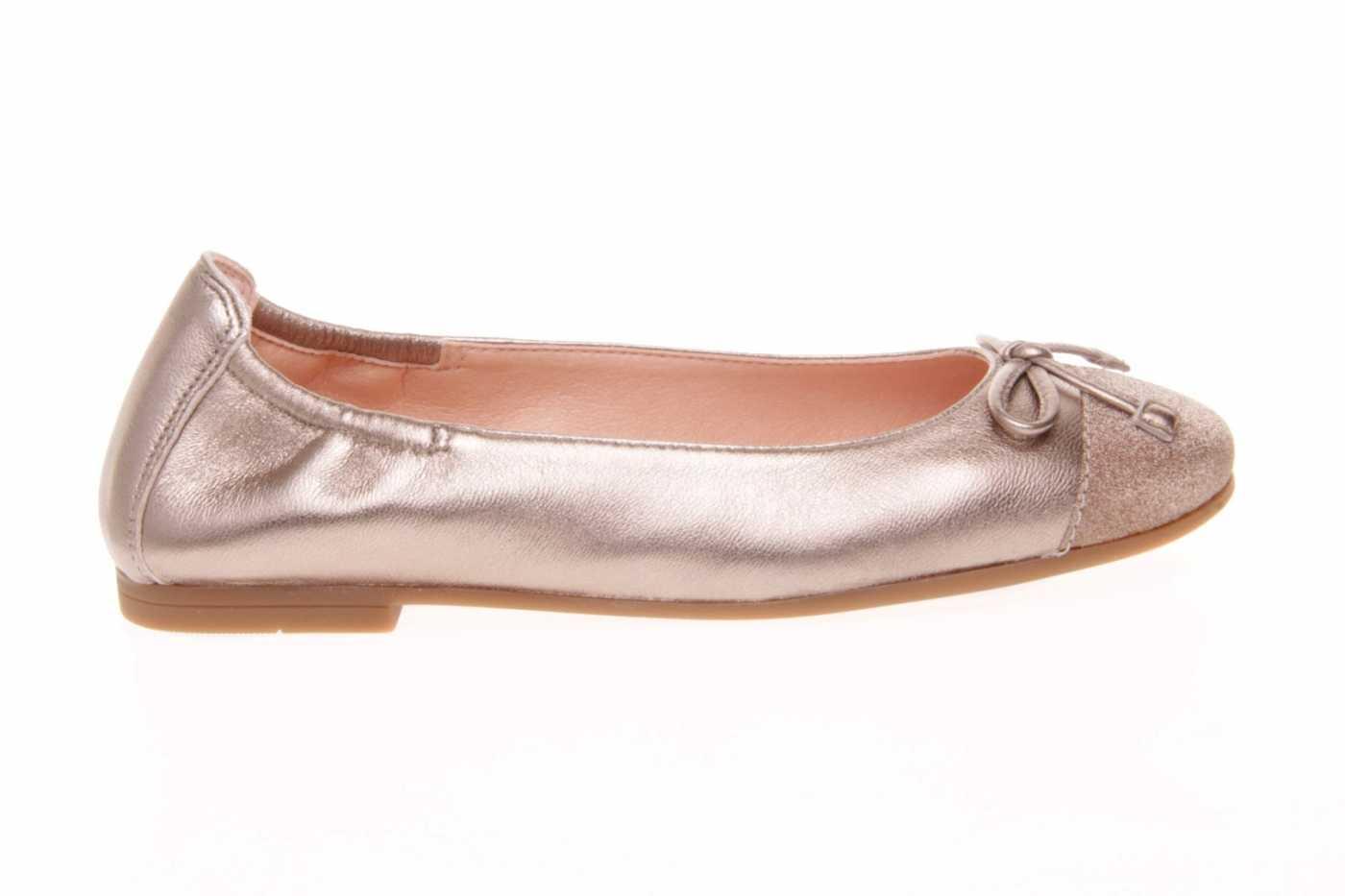 a60e80bb0 Comprar zapato tipo JOVEN NIÑA estilo MANOLETINAS COLOR ORO ...