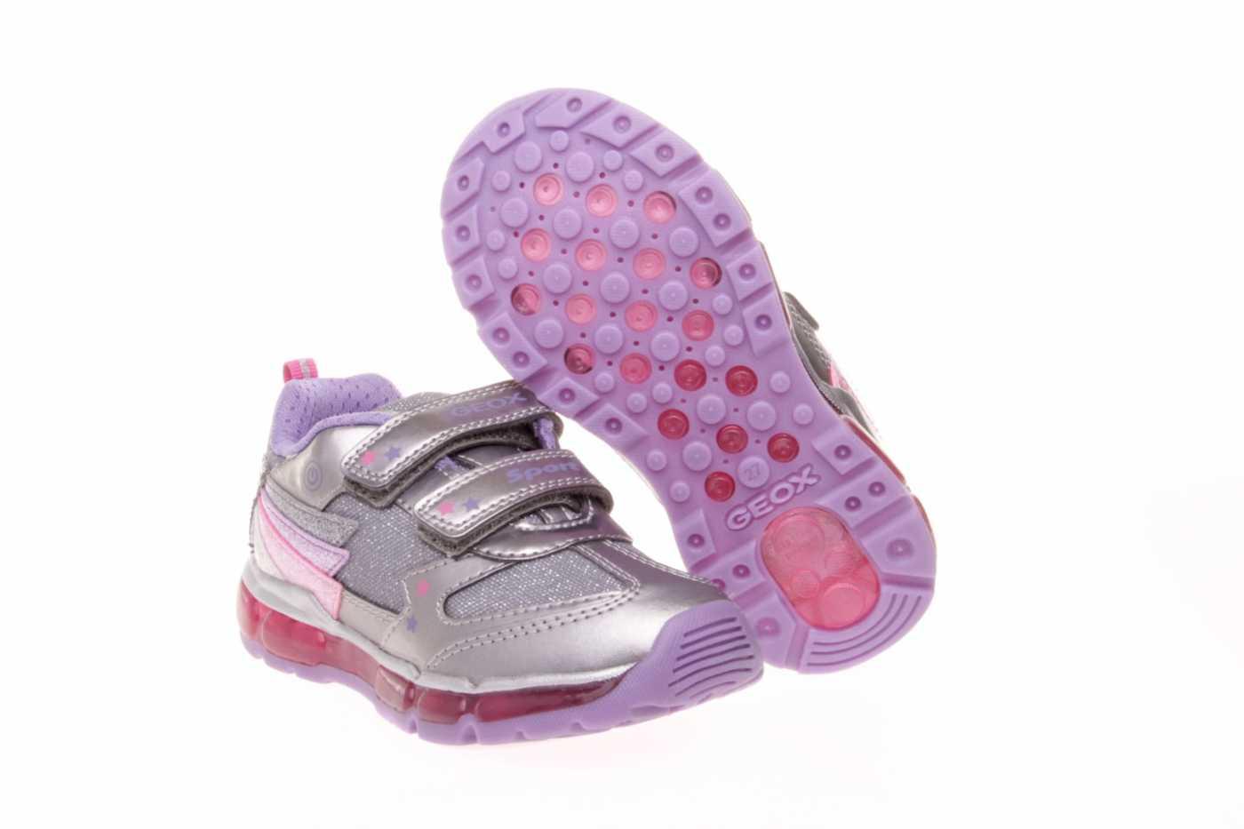 Estilo Color Gris Zapato Tipo Joven Deportivo Comprar Niña Piel AH6Ixnq