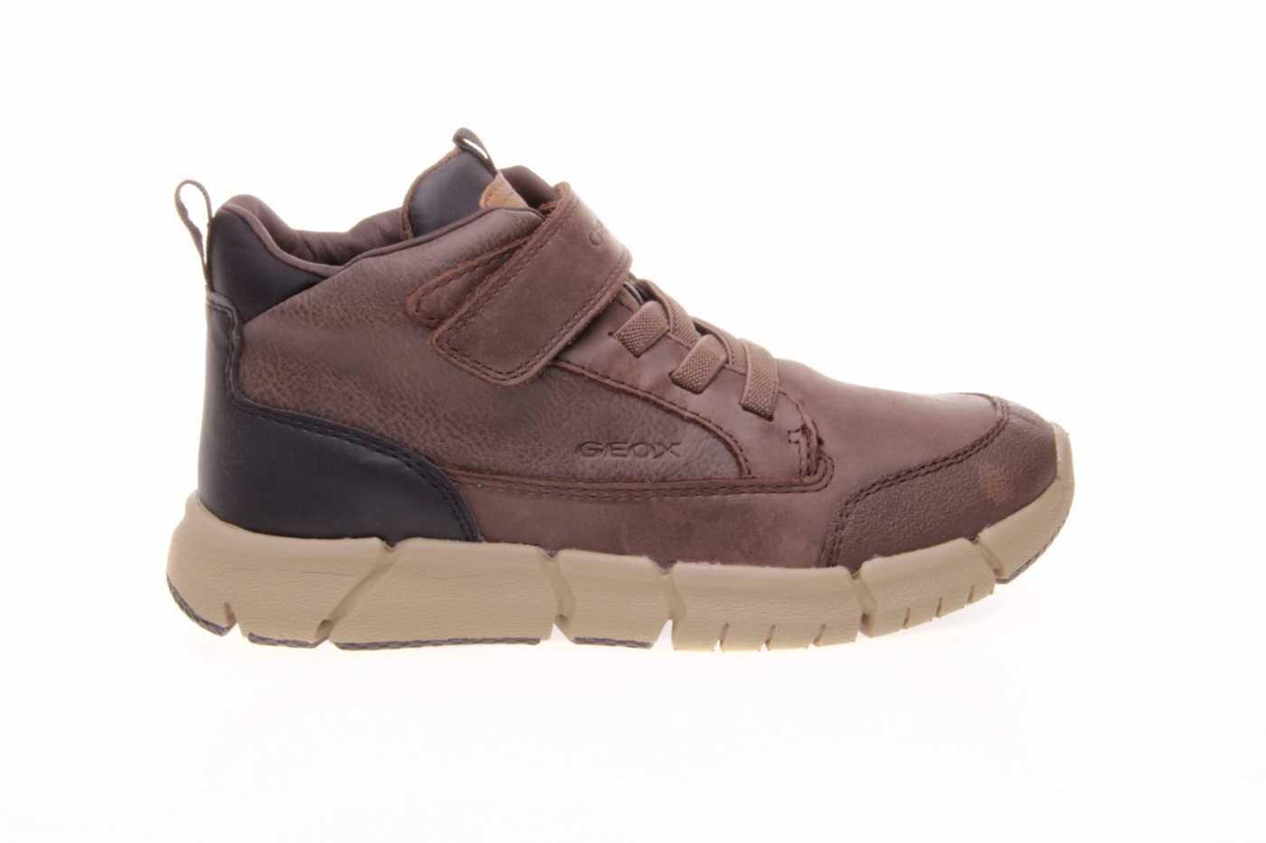 Sabueso Cuota de admisión privado  Comprar zapato GEOX para JOVEN NIÑO estilo BOTAS color MARRON PIEL