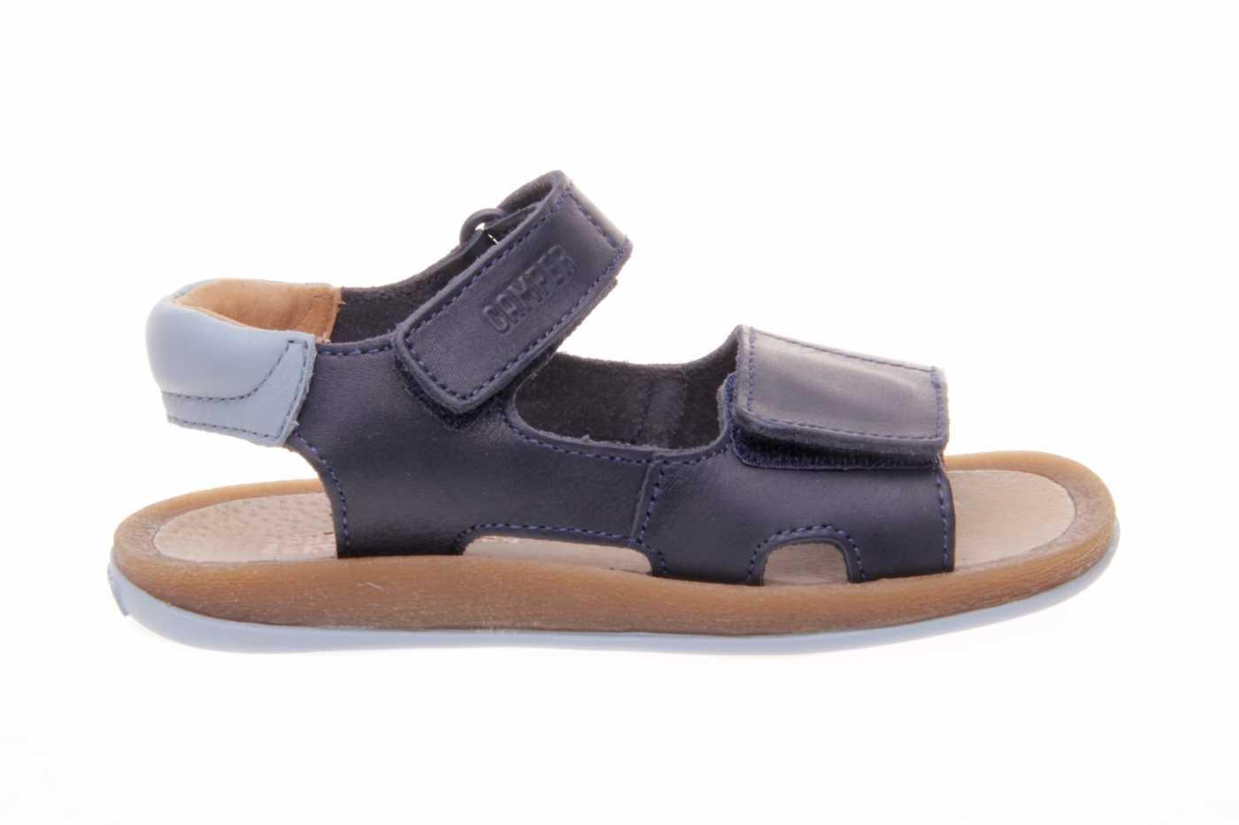 bd467345 Comprar zapato tipo JOVEN NIÑO estilo SANDALIA COLOR AZUL MARINO ...