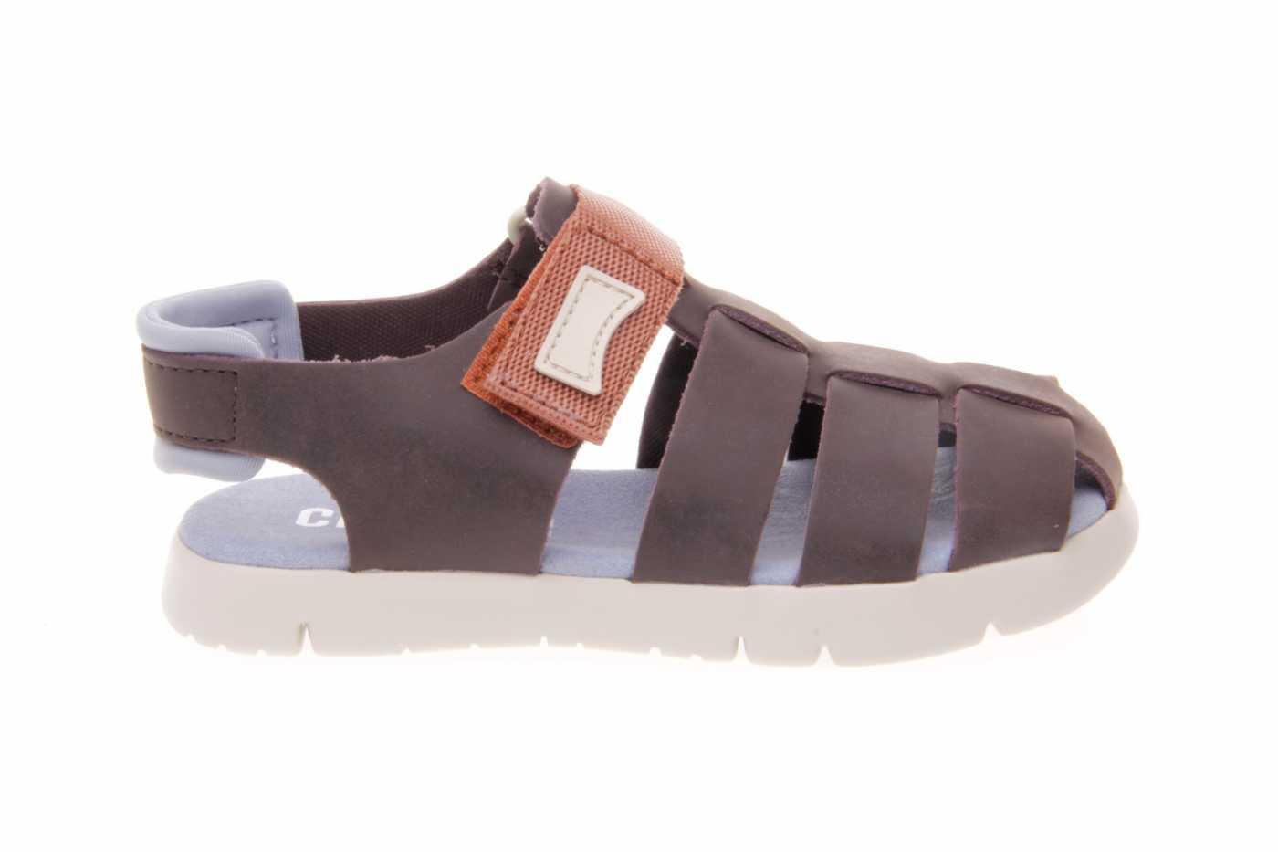 a9845160 Comprar zapato tipo JOVEN NIÑO estilo SANDALIA COLOR MARRON PIEL ...