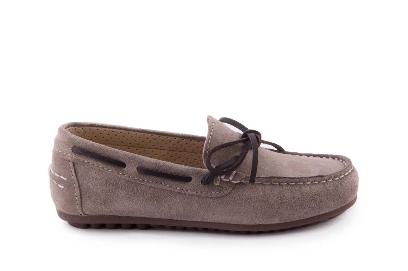 7589a2c7 Comprar zapato tipo JOVEN NIÑO estilo MOCASIN COLOR CAMEL ANTE ...